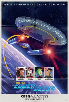 Звездный путь: Нижние палубы (2020)